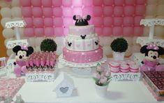 festa minnie rosa - Pesquisa Google