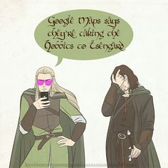 Sassy Legolas