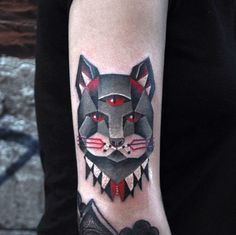 #tattoofriday - David Côté, Canadá.