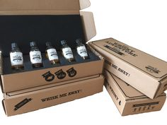 Whisky Sample Subscription