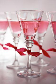 Pink Martinis