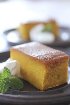 栗マロンのプリン2.jpg | Pumpkin pudding