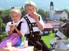 Genuss und Gastfreundschaft in den Hörnerdörfern - Urlaub und Ferien im Allgäu