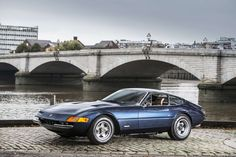 1972 Ferrari 365 GTB/4 Daytona | Cars for sale | FISKENS