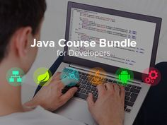 Java Developer Online Course Bundle: 71 Hours, 6 All-Level Courses: The Java Programming Essentials. Computer Coding, Computer Programming, Computer Science, Future Jobs, Programming Languages, Better Together, Science Education, School Projects, Online Courses