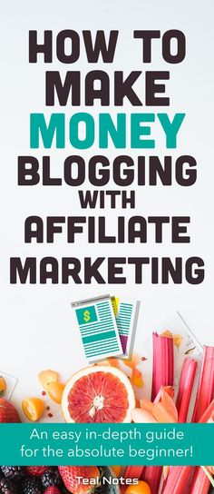 Looking for an in-depth guide on everything you need to know about affiliate marketing for complete beginners? Look no further! Not only does the guide list the programs you can join today to get started making passive income at home, it also has marketin