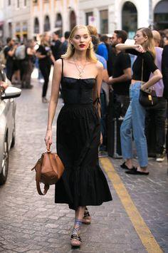 www.glamour.ru fashion trends stritstayl-na-nedele-mody-v-milane gallery80043 386145