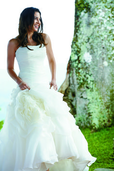 Vestidos de novia, tendencias