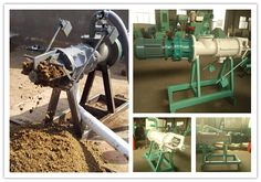 solid liquid separator - info@organicfertilizermachine.com