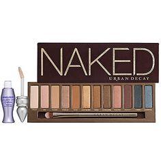 Urban Decay Naked Palette: Shop Eye Sets & Palettes | Sephora
