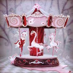 Carrousel gothique