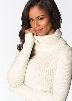 Strickkleid cremeweiss jetzt im Online Shop von bonprix.de ab ? 31,99 bestellen. Dieses zauberhafte Strickkleid ist das richtige Outfit für Frauen, die ihre ...