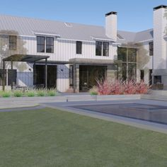 Marin Modern Farm House