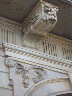 Detalle. Balcón.