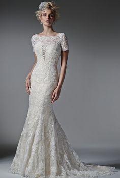 Modern Wedding Dresses with Classic Charm - MODwedding