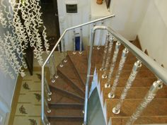 Pleksi Merdiven Sistemleri