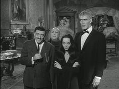 The Addam's Family. They will be the inspiration for my Halloween decorations this year