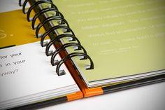Even little black books deserve attention to detail #marketing #fastkit