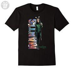 Men's Marvel Mantis Guardians of Galaxy 2 Lights Graphic T-Shirt Medium Black (*Amazon Partner-Link)