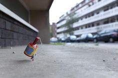 #19. Slinkachu - The 50 Greatest Street Artists Right Now | Complex