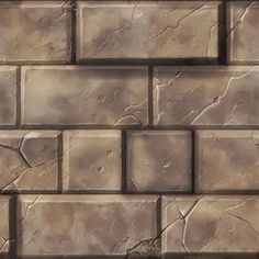 2 hour Hand Painted rock texture demo - Polycount Forum