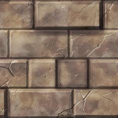 Mur en pierres taillées (Raccordable)