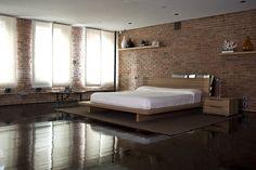Scandinavian Modern bedroom