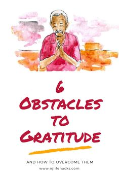 6 Obstacles to Gratitude and How to Overcome Them 6 Obstacles to Gratitude and How to Overcome Them. Feeling grateful is awesome! Not only is it a pleasant experience, but a highly beneficial one too. The benefits of gratitude include better physical hea Self Development, Personal Development, Gratitude, Affirmations, Strong Relationship, Relationships, Books For Tweens, Blog Writing, Writing Tips