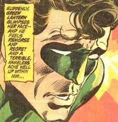 Green Lantern, Neal Adams