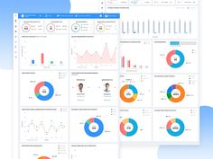 This is Payroll Data Admin Dashboard. It is a web application and my responsibility was to design the UI and UX of it. Here you can easily manage all your Payroll employees and see where they are . Dashboard Design, Web Application, Bar Chart, Board