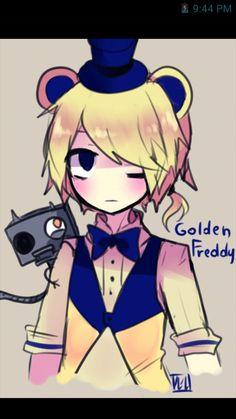 Golden kawaii