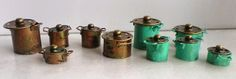 Making of miniature pots tutorial