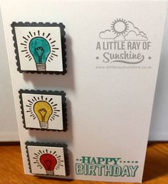 you brighten my day stampin up - Google Search
