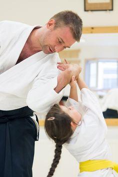 Children class @Aikido Shurenkan Dojo https://www.sas-aikido.hu