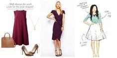 casual wear for petite pear shaped women - Google Search