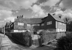 Well Hall Estate in Eltham was specifically built in late 1914 to house some of the Royal Arsenal's 73,000 workers.