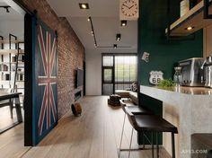 แต่งบ้านสไตล์ Modern loft เท่ได้แบบไม่ซ้บซ้อน « บ้านไอเดีย แบบบ้าน ตกแต่งบ้าน เว็บไซต์เพื่อบ้านคุณ