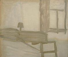 luc tuymans 'hotel room' 1987