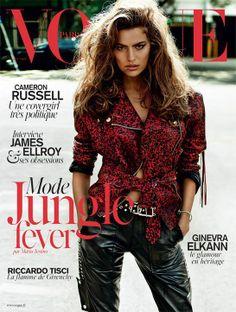 Vogue Paris Avril 2014
