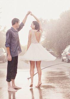 <b>Take THAT, rain.</b>