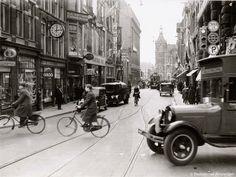 Leidsestraat, Amsterdam, The Netherlands - 1933