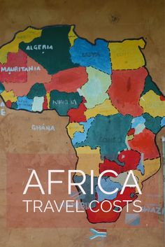From the accommodation, to the food, down to all of those African safaris. Here are some of the general African travel costs.