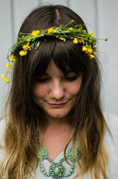 Photo Kristian Andersson  Flowercrown