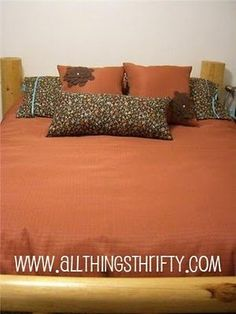 Make a Duvet Cover, it is EASY!
