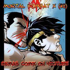 #DC #Comics #Mortal #Kombat #X (2_9)