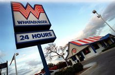 Police officers were refused service at a Texas Whataburger