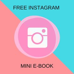 Want some easy Instagram tips to help you simplify your Instagram strategy. Join my email club and receive your free mini e- book http://etsy.us10.list-manage.com/subscribe?u=ee89e7faaaba17bb5f348b06d&id=a9da9f44a5