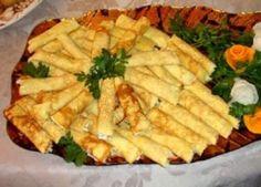 Ингредиенты: Для теста: яйцо – 4 шт. майонез – 1 ст. л. Для начинки: сыр – 50-70 гр. ветчина – 50-70 гр. майонез – по вкусу укроп –...