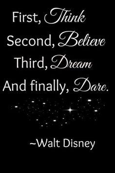 Disney dream quotes, disney tattoo quotes, disney world quotes, dis Disney World Quotes, Disney Quotes To Live By, Walt Disney Quotes, Walt Disney Pictures, Disney Sayings, Disney Quotes About Love, Beautiful Disney Quotes, Cute Disney Quotes, Disney Live