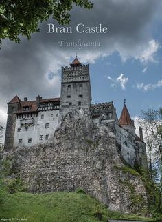 The home of Dracula, Bran Castle - Bran Transylvania Romania